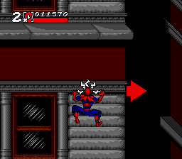 Spider-Man & Venom - Maximum Carnage - Level  - My Spider-Sense is tingling!! - User Screenshot